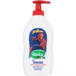 Radox Kids Feel Amazing sprchový a kúpeľový gél  400 ml