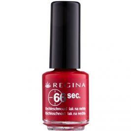 Regina Nails 66 Sec. rýchloschnúci lak na nechty odtieň 17 8 ml