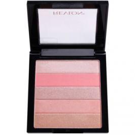 Revlon Cosmetics Sunkissed rozjasňujúca lícenka odtieň 020 Rose Glow 7,5 ml