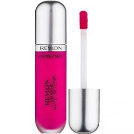 Revlon Cosmetics Ultra HD matná farba na pery odtieň 605 Obsession 5,9 ml