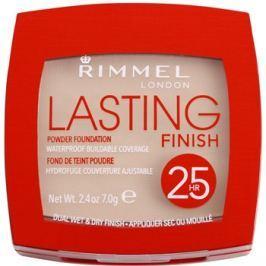 Rimmel Lasting Finish 25H ultra ľahký púder odtieň 001 Light Porcelain 7 g