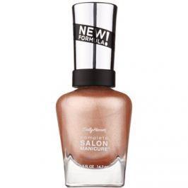 Sally Hansen Complete Salon Manicure posilňujúci lak na nechty odtieň 216 You Glow, Girl! 14,7 ml