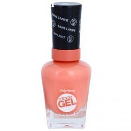 Sally Hansen Miracle Gel™ gélový lak na nechty bez použitia UV/LED lampy odtieň 380 Malibu Peach 14,7 ml