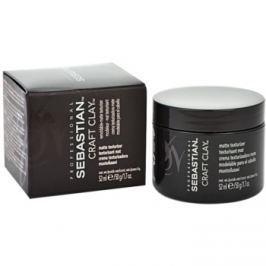 Sebastian Professional Form modelovacia hlina  pre všetky typy vlasov  50 ml