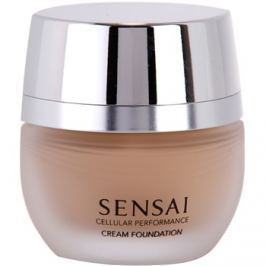 Sensai Cellular Performance Foundations krémový make-up SPF 15 odtieň CF 13 Warm Beige 30 ml