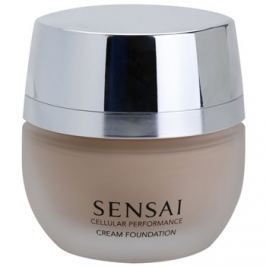Sensai Cellular Performance Foundations krémový make-up SPF 15 odtieň CF 12 Soft Beige 30 ml
