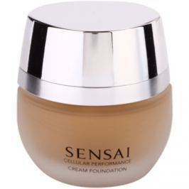 Sensai Cellular Performance Foundations krémový make-up SPF 15 odtieň CF 24 Amber Beige 30 ml