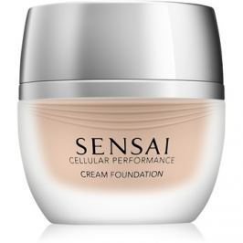 Sensai Cellular Performance Foundations krémový make-up SPF 15 odtieň CF 23 Almond Beige 30 ml