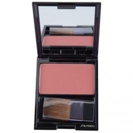 Shiseido Base Luminizing Satin rozjasňujúca lícenka odtieň RS 302 Tea Rose 6,5 g