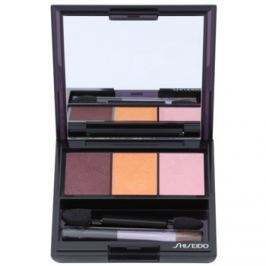 Shiseido Eyes Luminizing Satin trio očné tiene odtieň OR 316 3 g