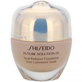 Shiseido Future Solution LX rozjasňujúci make-up SPF15 O40 Natural Fair Ochre  30 ml