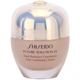 Shiseido Future Solution LX rozjasňujúci make-up SPF 15 B40 Natural Fair Beige  30 ml