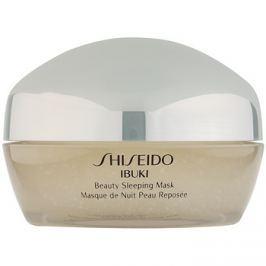 Shiseido Ibuki nočná maska na skrášlenie pleti  80 ml