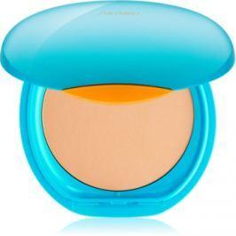 Shiseido Sun Foundation vodeodolný kompaktný make-up SPF30 odtieň Light Ochre  12 g