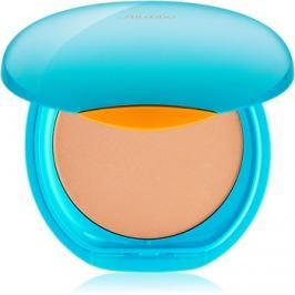 Shiseido Sun Foundation vodeodolný kompaktný make-up SPF30 odtieň Medium Ivory  12 g