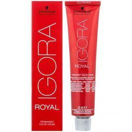Schwarzkopf Professional IGORA Royal farba na vlasy odtieň 5-63  60 ml