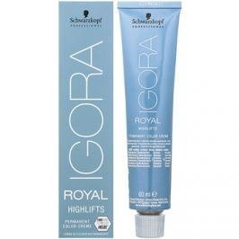 Schwarzkopf Professional IGORA Royal Highlifts permanentná farba na vlasy odtieň 10-14 60 ml