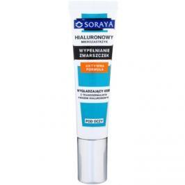 Soraya Hyaluronic Microinjection protivráskový krém na očné okolie s kyselinou hyalurónovou  15 ml
