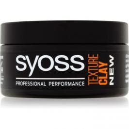 Syoss Texture stylingová hlina s extra silnou fixáciou  100 ml