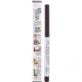 theBalm Mr. Write (Now) ceruzka na oči odtieň Bill B. Mocha/DarkBrown 0,28 g