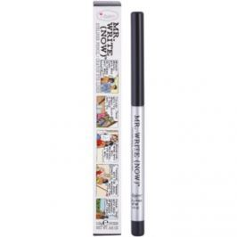 theBalm Mr. Write (Now) ceruzka na oči odtieň Vince B.Charcoal/Dark Grey 0,28 g