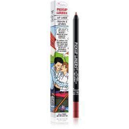 theBalm Pickup Liners ceruzka na pery  odtieň Chemistry 0,5 g