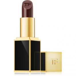 Tom Ford Lip Color Matte matný rúž odtieň 10 Black Dahlia 3 g