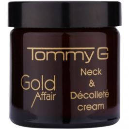 Tommy G Gold Affair omladzujúci krém na krk a dekolt  60 ml