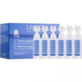 Uriage 1érs Soins Bébés prírodný fyziologický roztok pre upokojenie očí a nosných slizníc  18x5 ml