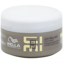 Wella Professionals Eimi Just Brilliant pomáda na lesk a hebkosť vlasov  75 ml