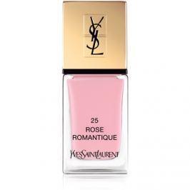 Yves Saint Laurent La Laque Couture lak na nechty odtieň 25 Rose Romantique 10 ml