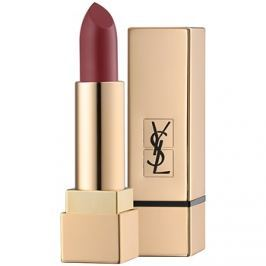 Yves Saint Laurent Rouge Pur Couture The Mats matný rúž odtieň 206 Grenat Satisfaction 3,8 ml