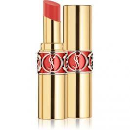 Yves Saint Laurent Rouge Volupté Shine Oil-In-Stick hydratačný rúž odtieň 16 Orange Impertinent 4 ml
