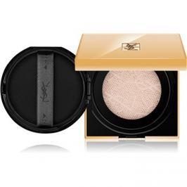 Yves Saint Laurent Touche Éclat Le Cushion rozjasňujúci tekutý make-up v hubke odtieň B 20 Ivory 15 g