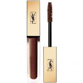 Yves Saint Laurent Vinyl Couture Mascara riasenka pre predĺženie, natočenie a objem odtieň 4 I'm The Illusion - Brown 6,7 ml