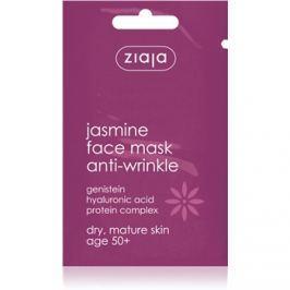 Ziaja Jasmine protivrásková maska na tvár  7 ml