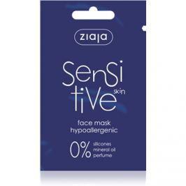 Ziaja Sensitive hypoalergénna maska  7 ml