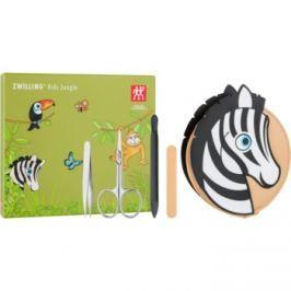 Zwilling Kids Jungle set na manikúru pre deti  4 ks