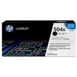 HP CE250X černý - originální