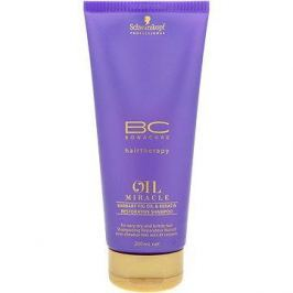 SCHWARZKOPF Professional BC Oil Miracle Barbary Fig Oil Shampoo 200 ml