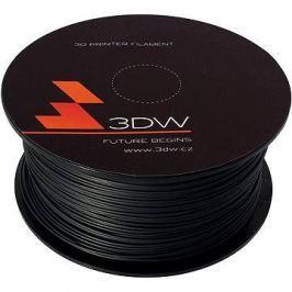 3DW PLA 1.75mm 1kg černá