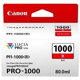 Canon PFI-1000R červená