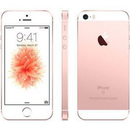 iPhone SE 64GB Růžově zlatý