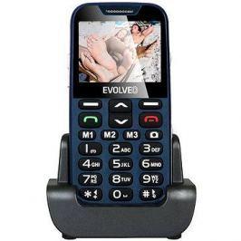 EVOLVEO EasyPhone XD modro-stříbrný