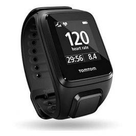 TomTom GPS hodinky Spark Fitness Cardio (L), černá/antracit