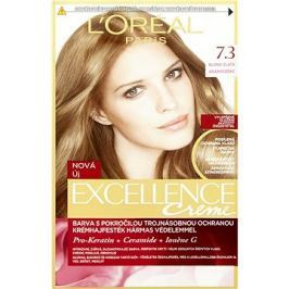 ĽORÉAL PARIS Excellence Creme 7.3 Blond zlatá