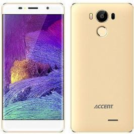 Accent Neon Gold