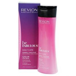 REVLON Be Fabulous Normal/Thick Cream Shampoo 250 ml