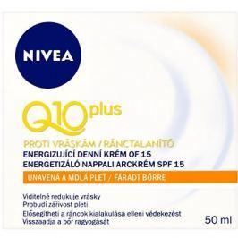 NIVEA Energizujicí Denní krém proti vráskám Q10plus C 50 ml