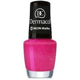 DERMACOL Neon Nail Polish Malibu č.20